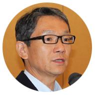 画像:高橋会長